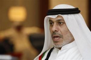 Nasser bin Ghaith.